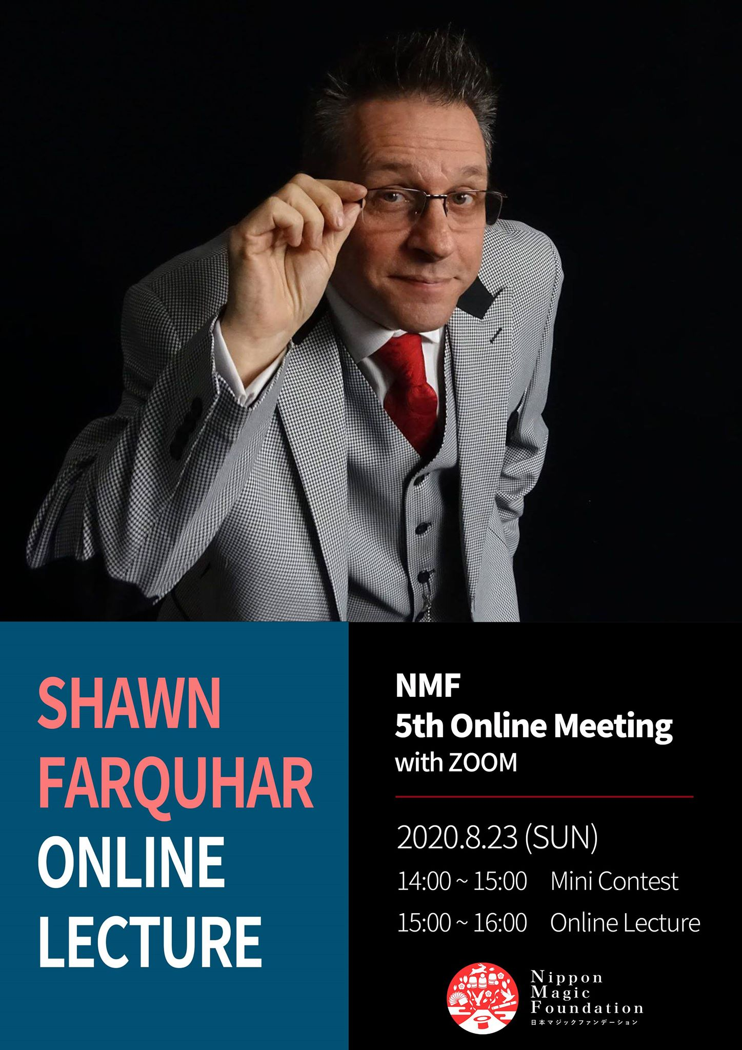 NMF 5th online Meeting