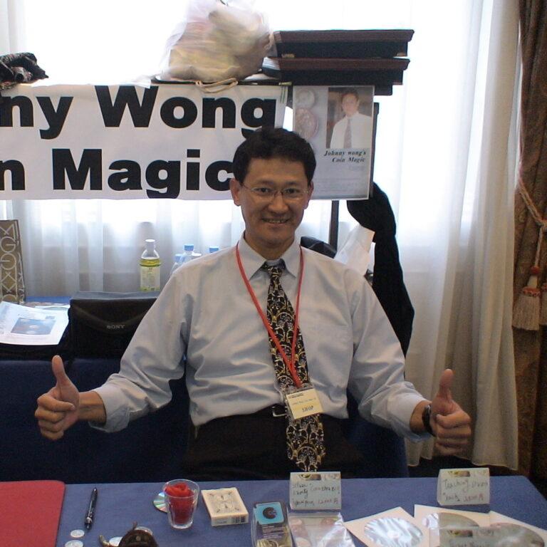 ジョニー・ウォン