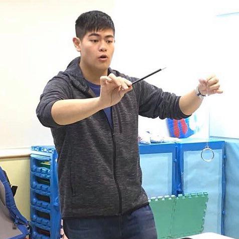 Sam Choi (蔡皓森 / Choi Ho Sum)